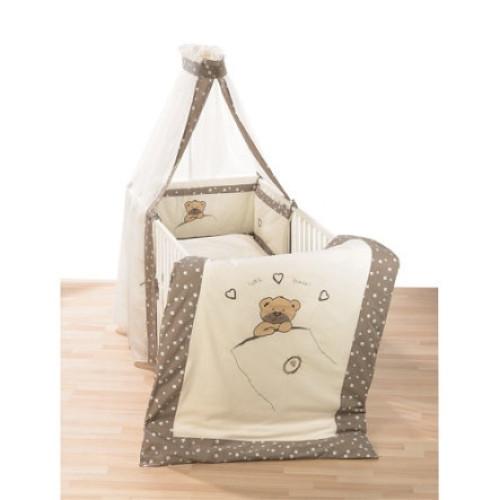ALVI Little bear gultas veļas komplekts 2 vienības