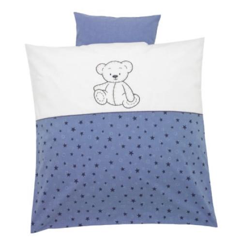 ALVI Blue bear gultas veļas komplekts 2 vienības