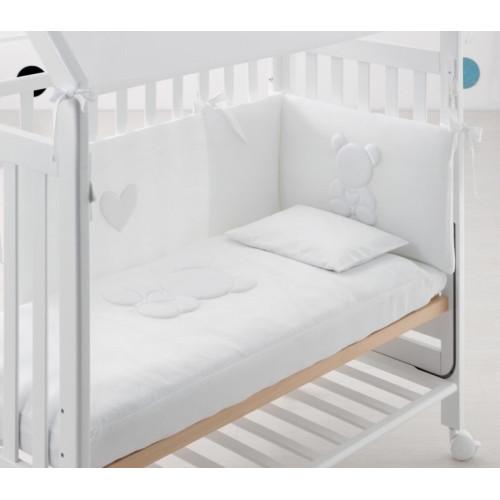Azzurra komplekts 3 gultas palagi Contact Domus