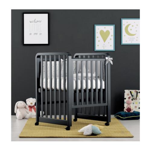 Azzurra bērnu gultiņa transformeris Glam 1X8 Lava