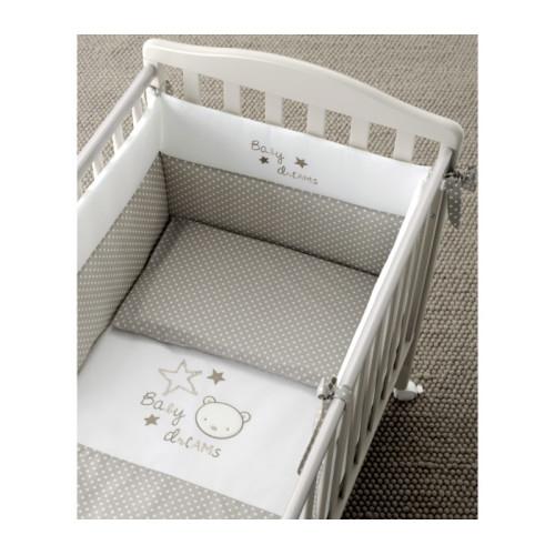 Azzurra bērnu gultiņa Baby Dream G/H