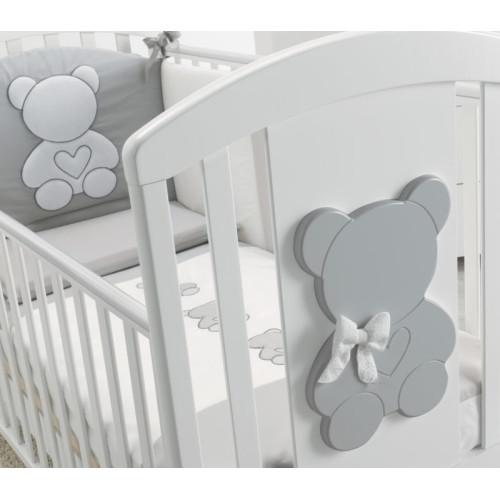 Azzurra bērnu gultiņa Funky G/H