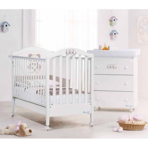 Azzurra bērnu gultiņa Fun