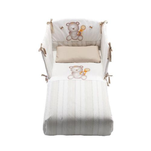 Azzurra gultas veļas komplekts Dolcemiele
