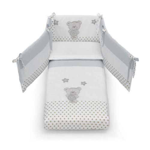 Azzurra komplekts 3 gultas palagi Contact Art