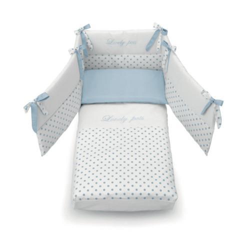 Azzurra komplekts 3 gultas palagi Contact