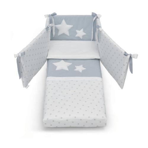 Azzurra komplekts 3 gultas palagi Contact Luce