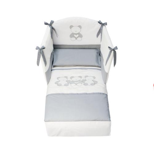 Azzurra komplekts 3 gultas palagi Fun
