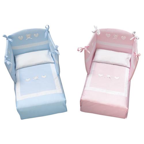 Azzurra komplekts 3 gultas palagi Gemini