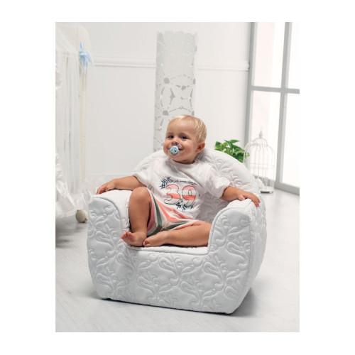 Azzurra bērnu dīvāns Rinascimento