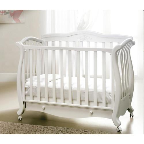 Raffaello bērnu gultiņa Andrea Lux Glitter