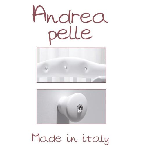 Raffaello bērnu gultiņa Andrea Pelle