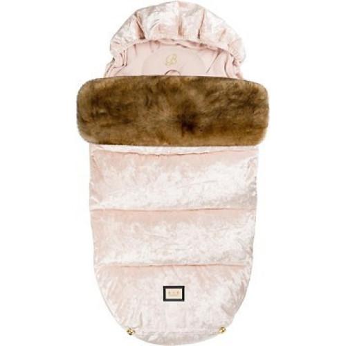 Bjällra ziemas guļammais Pink Velvet