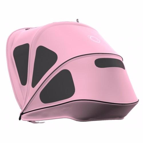 Bugaboo Bee 5 Breezy saules jumtiņš Soft Pink