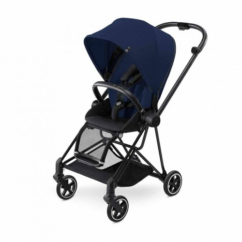 Cybex MIOS Nautical Blue Black Frame pastaigu rati