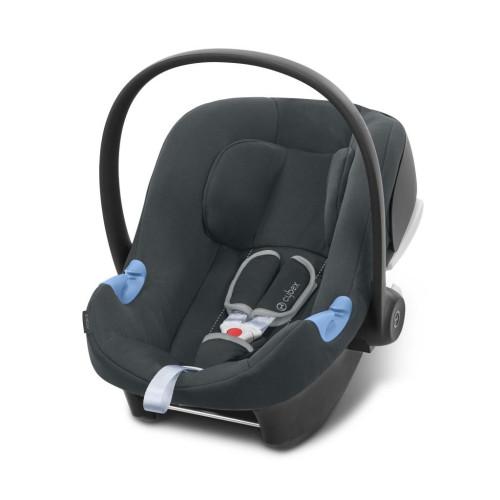 Cybex ATON B Steel Grey autosēdeklītis zīdaiņiem