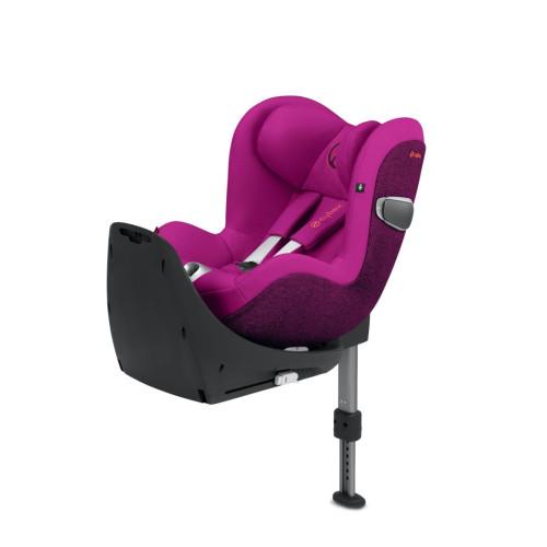 Cybex Sirona Z i-Size 45-105cm autokrēsls, Passion Pink