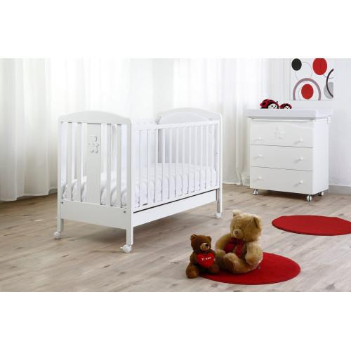 Raffaello bērnu gultiņa Mio orsetto