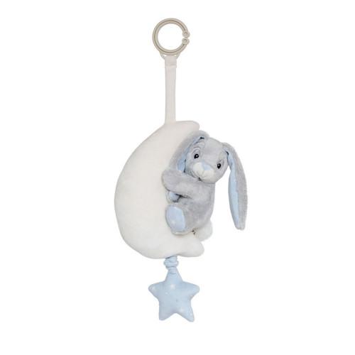 Mūzikālā  rotaļlieta My Newborn Star Bunny Musical  bērnu ratos/gultai