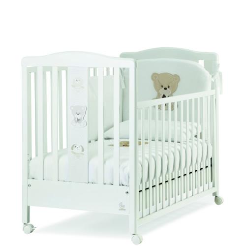 Italbaby Petit Amis bērnu gultiņa