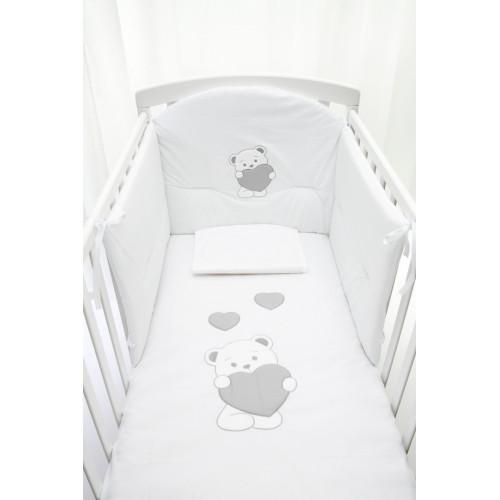 Raffaello gultas veļas komplekts Abbraccio