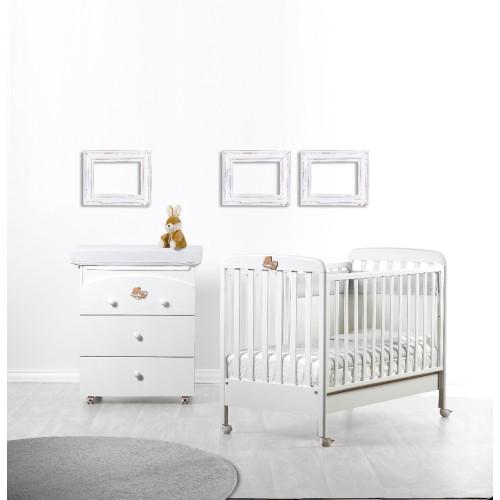 Raffaello bērnu gultiņa Amico