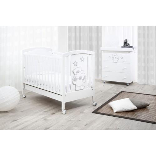 Raffaello bērnu gultiņa Cicicoco