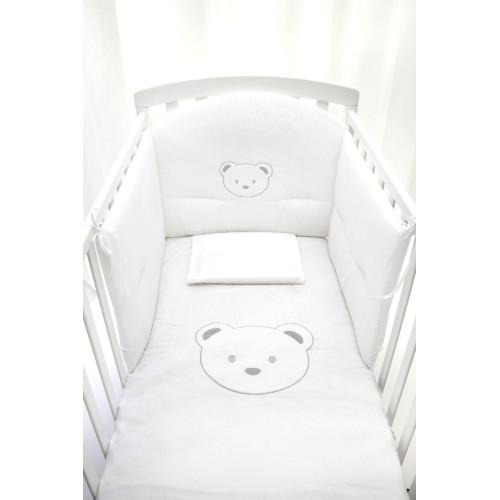 Raffaello bērnu gultas veļa Mio Faccetta / Mio Orsetto