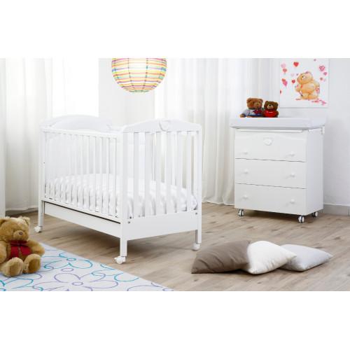 Raffaello bērnu gultiņa Mio Faccetta