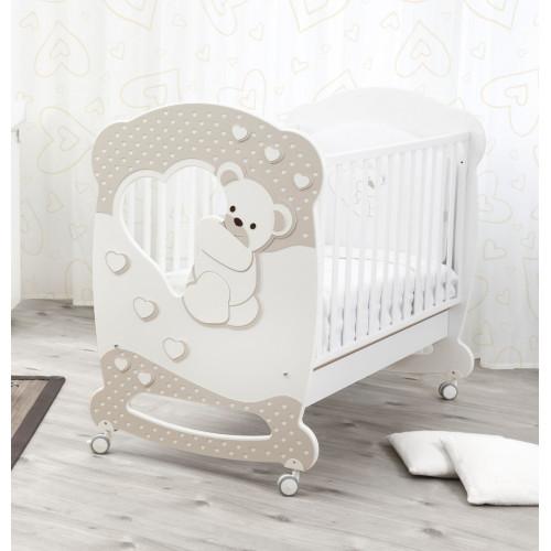 Raffaello bērnu gultiņa Tenerone