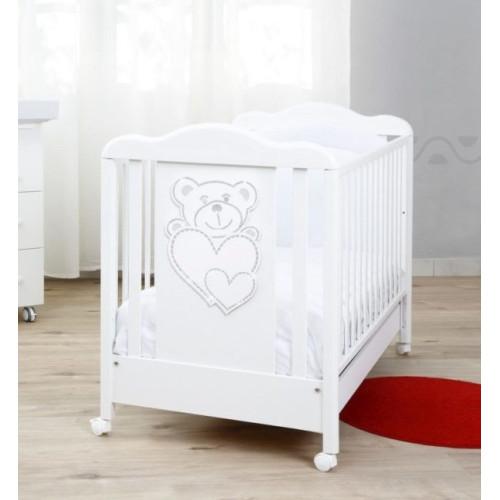 Raffaello bērnu gultiņa Teodoro