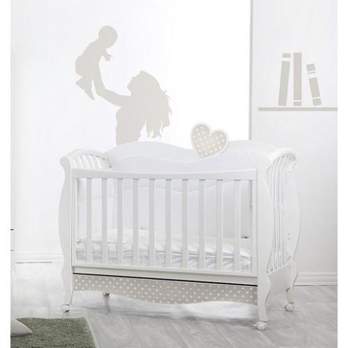 Raffaello bērnu gultiņa Grace Vip