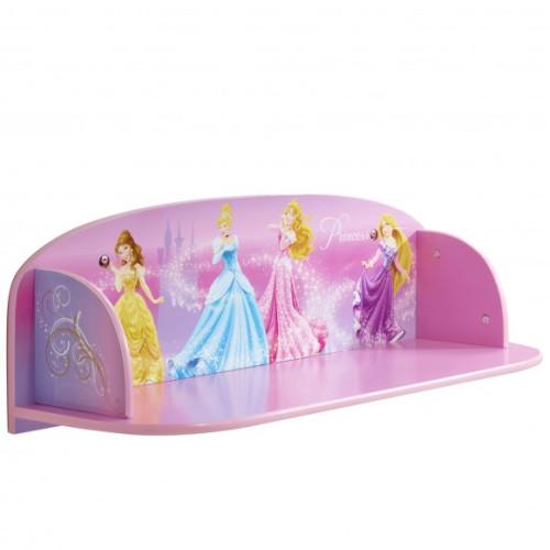 Disney Princess sienas grāmatu plaukts