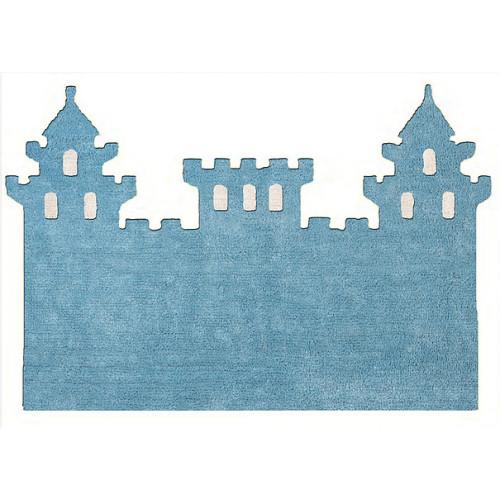 Aratextil Castillo celeste mazgājamais paklājs no 100% kokvilnas