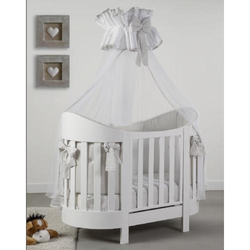 Raffaello bērnu gultiņa ar matraci Eva