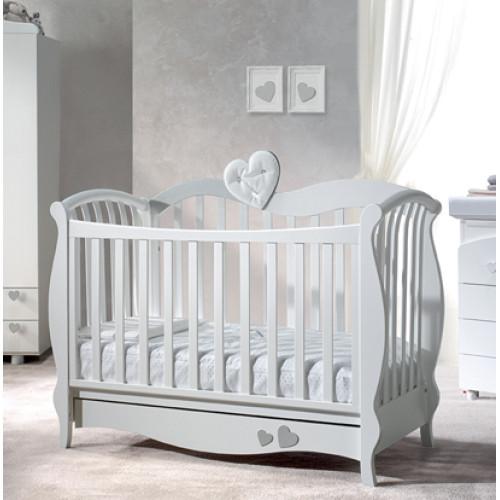 Raffaello bērnu gultiņa Grace