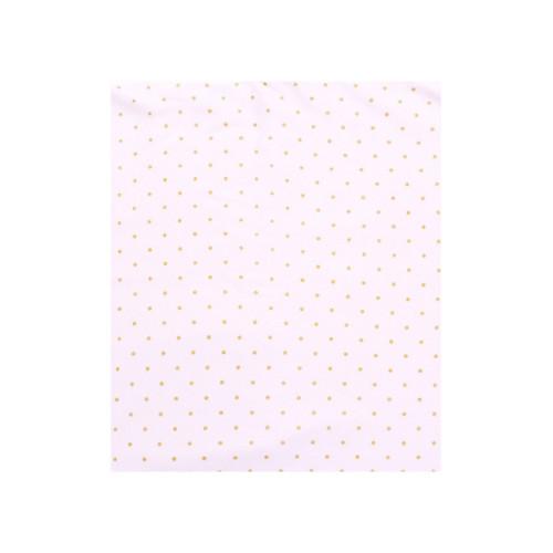 Livly Saturday pink gold dots bodijs