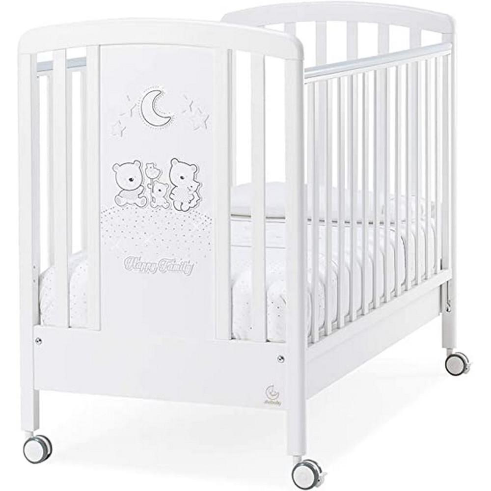Italbaby Happy Family bērnu gultiņa