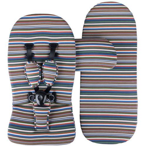 Mima Xari Starter Pack Autumn Stripes ( elpojošs matracis )