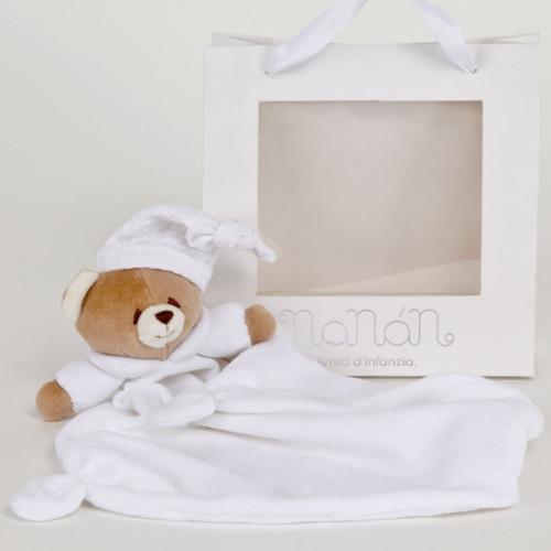 NaNan TATO  košļājamā rotaļlieta WHITE