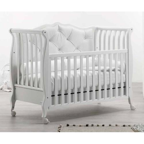 Azzurra bērnu gultiņa Chester Rinascimento