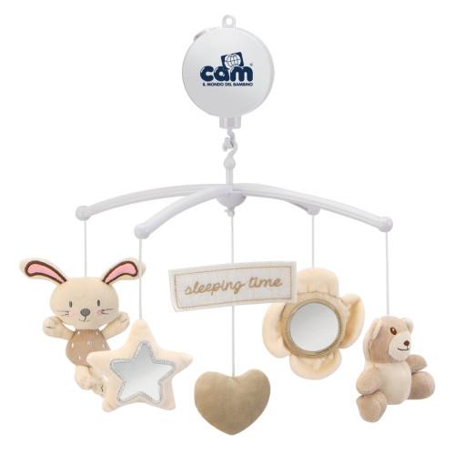 Cam Cullami Bērnu gultiņa muzikālais karusēlis 928