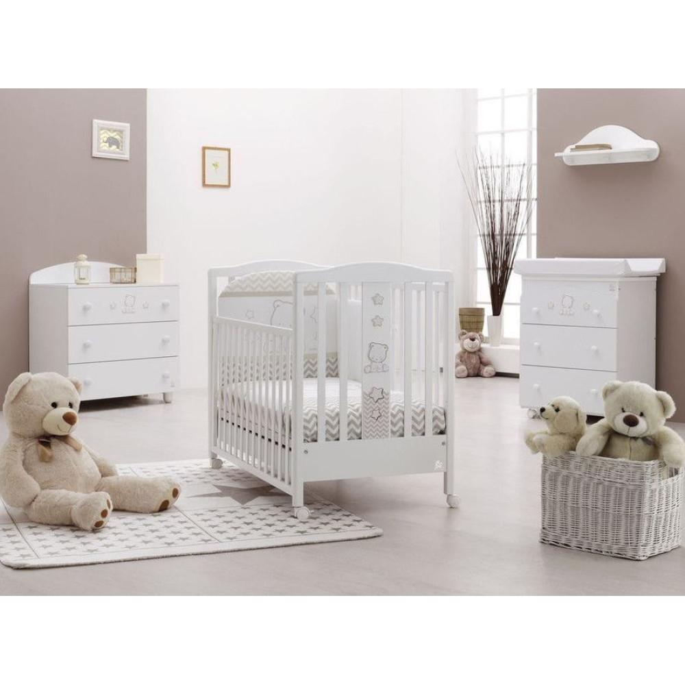 Italbaby bērnu gultiņa Pop Star