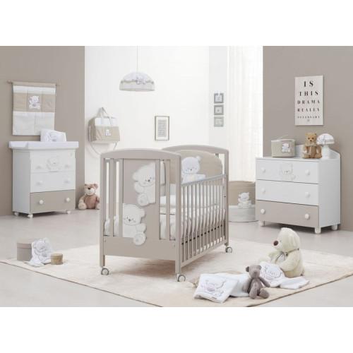 Italbaby bērnu gultiņa Jolie