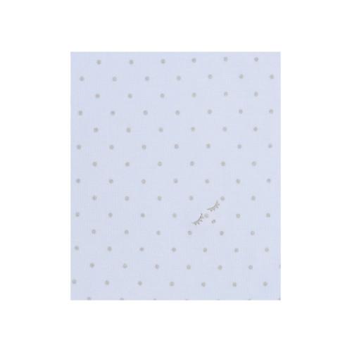Livly Saturday blue silver dots bodijs