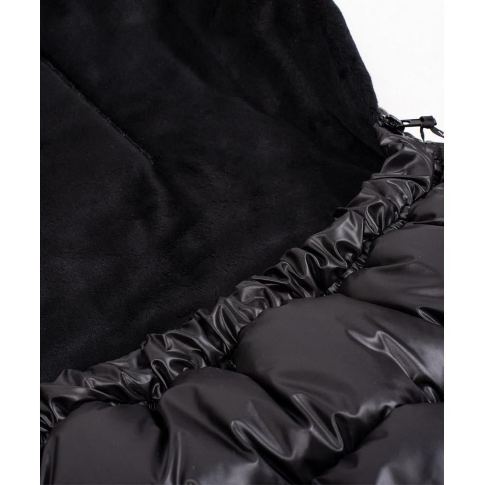 Venicci ziemas guļammais Black
